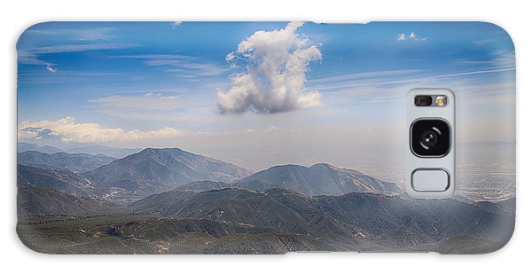 Cloudscape Galaxy Case - A Million Miles With You by Laurie Search