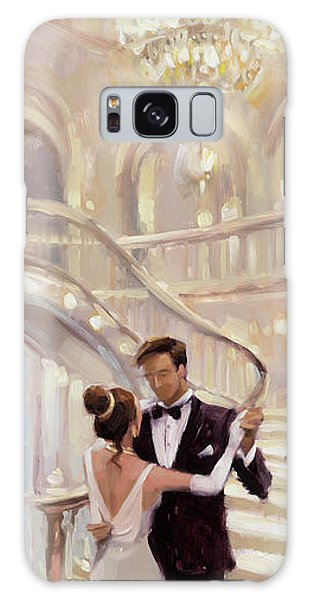 Realistic Galaxy Case - A Moment In Time by Steve Henderson