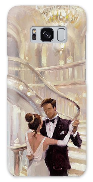 Magician Galaxy Case - A Moment In Time by Steve Henderson