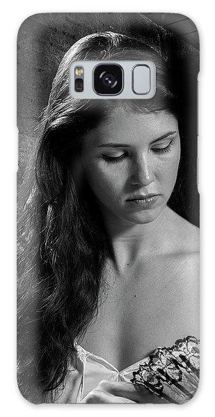 Galaxy Case featuring the photograph a Moment by Robert Och