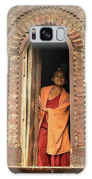 A Monk 4 Galaxy Case