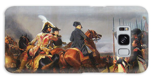 A Napoleonic War At Versailles Galaxy Case by Al Bourassa