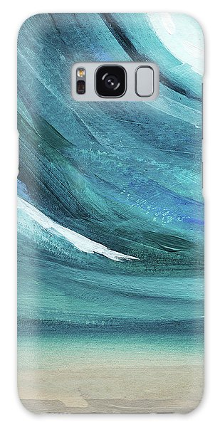 Abstract Landscape Galaxy Case - A New Start- Art By Linda Woods by Linda Woods