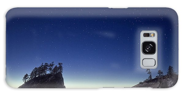 A Night For Stargazing Galaxy Case