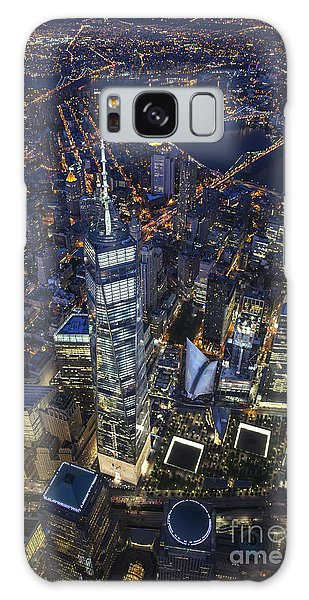 A Night In New York City Galaxy Case
