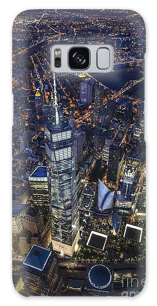 A Night In New York City Galaxy Case