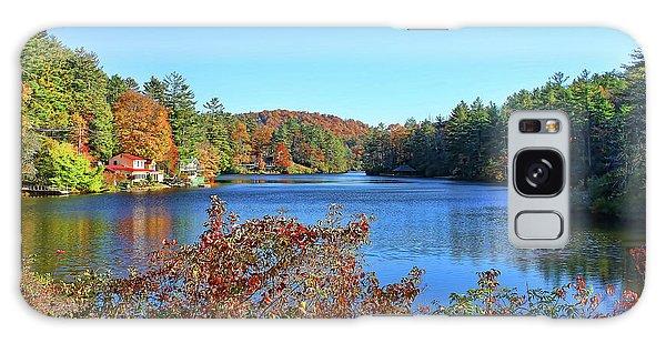 A North Carolina Autumn Galaxy Case