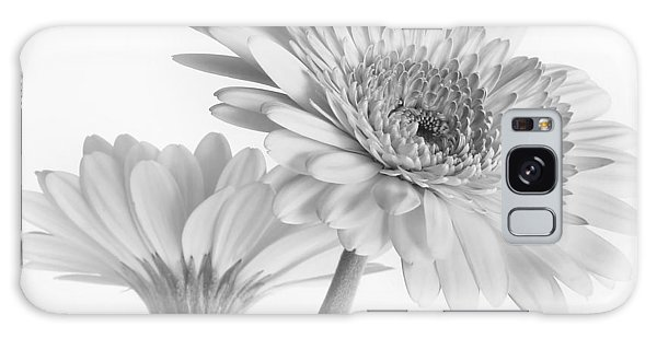 A Pair Of Daisies Galaxy Case by David and Carol Kelly