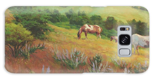 Pasture Galaxy Case - A Peaceful Nibble by Steve Henderson