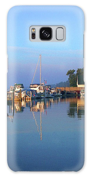 A Perfect Tawas Morning Galaxy Case