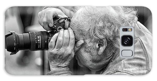 A Photographers Photographer Galaxy Case