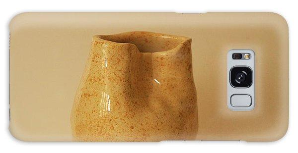 A Pot On A Leaf Galaxy Case by Itzhak Richter