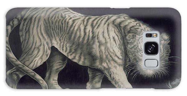 A Prowling Tiger Galaxy Case