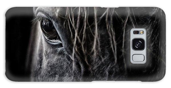A Race Horse Named Tikki Galaxy Case