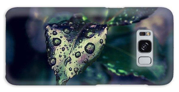 A Rainy Day Galaxy Case