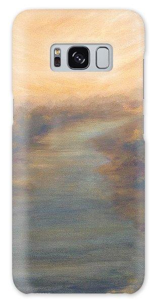 A River's Edge Galaxy Case