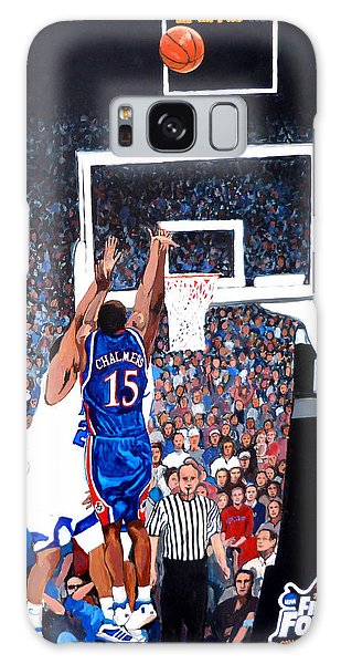 A Shot To Remember - 2008 National Champions Galaxy Case by Tom Roderick