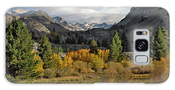 A Sierra Mountain View Galaxy Case by Dave Mills