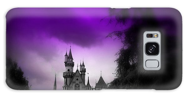 A Spell Cast Once Upon A Time Galaxy Case by Susan Lafleur
