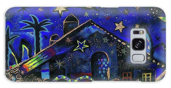 Galaxy Case - a star in Bethlehem by Johannes Margreiter