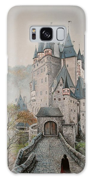 A Story At Eltz Castle Galaxy Case