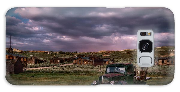 Bodie Galaxy Case - A Summer Evening In Bodie by Cat Connor