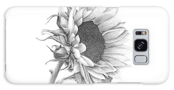 A Sunflowers Beauty Galaxy Case