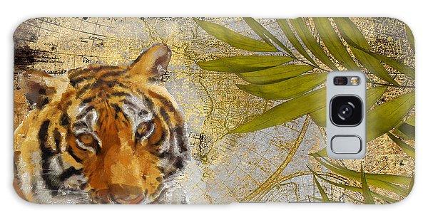 A Taste Of Africa Tiger Galaxy Case