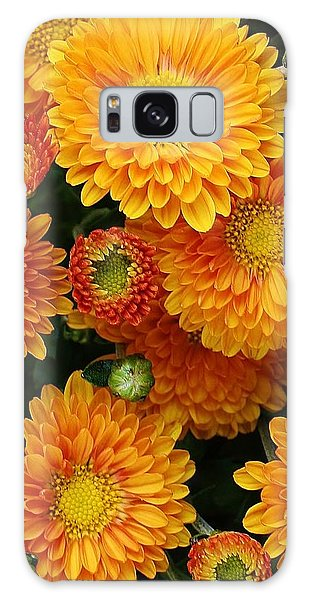 A Touch Of Autumn Galaxy Case by Bruce Bley