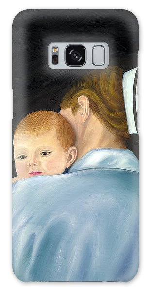 Comforting A Tradition Of Nursing Galaxy Case