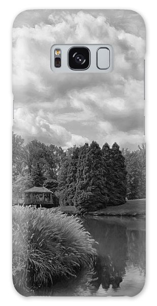 Brookside Gardens Galaxy Case - A Tranquil Day by Kim Hojnacki