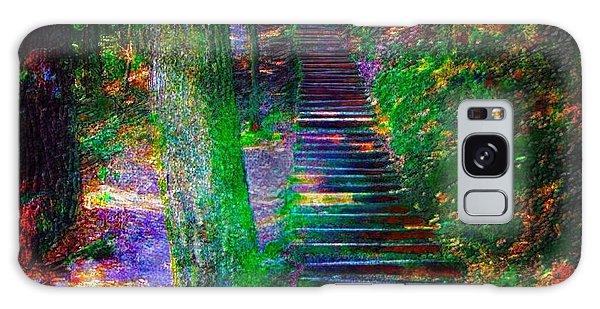 A Trek Galaxy Case by Iowan Stone-Flowers