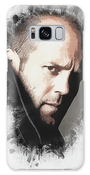 Galaxy Case - A Tribute To Jason Statham by Dusan Naumovski