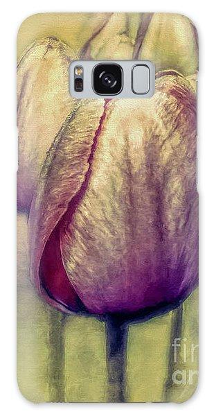 A Tulip Affair Galaxy Case