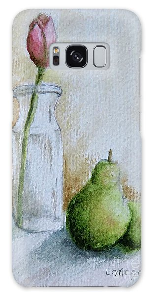 A Tulip And Two Pears Galaxy Case