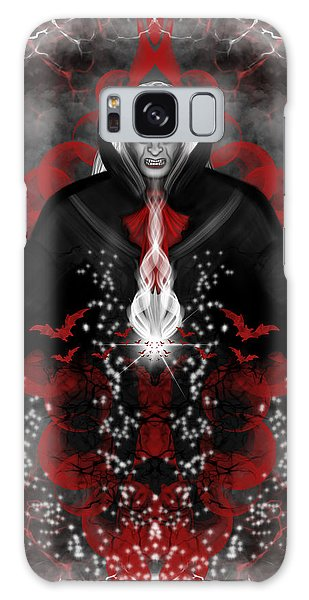 A Vampire Quest Fantasy Art Galaxy Case