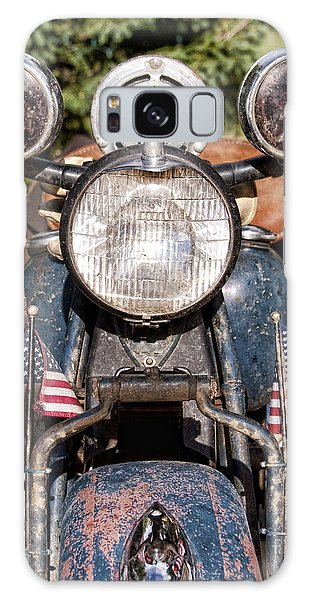 A Very Old Indian Harley-davidson Galaxy Case