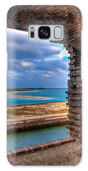 A View From Fort Jefferson - 2 Galaxy Case