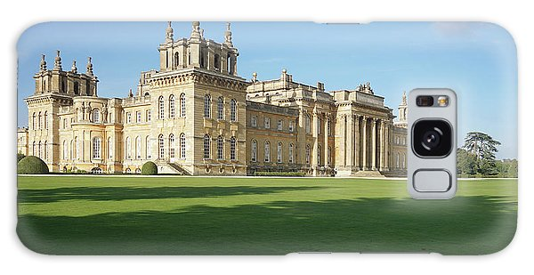 A View Of Blenheim Palace Galaxy Case