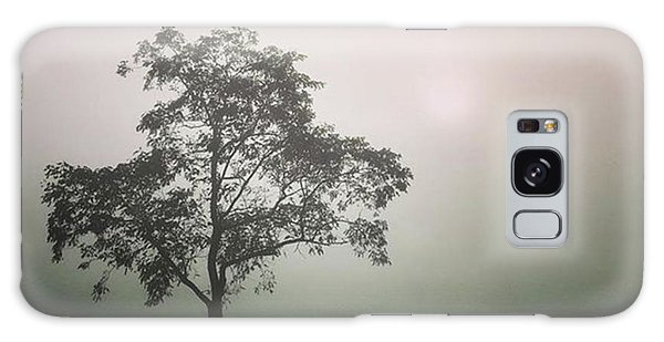 Galaxy Case - A Walk Through The Clouds #fog #nuneaton by John Edwards