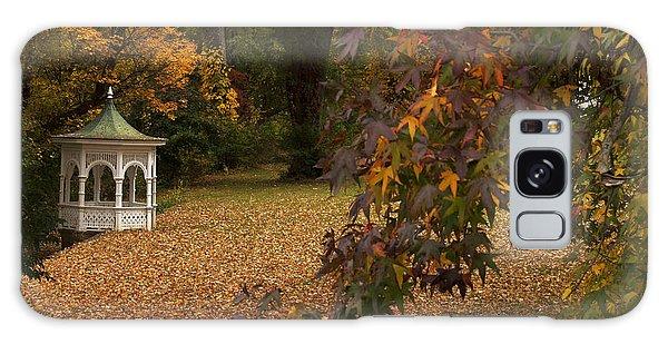A Washington Crossing Autumn Galaxy Case