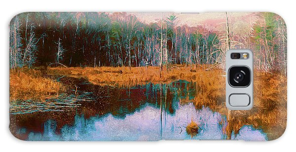 A Wilderness Marsh Galaxy Case