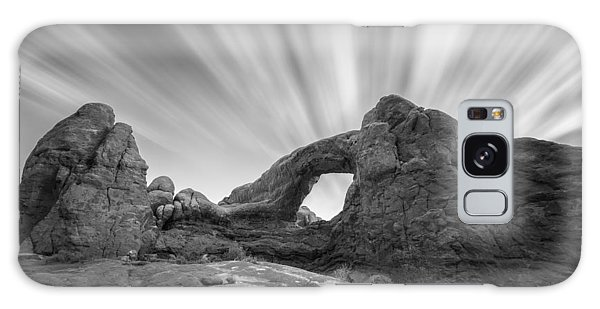 A Window To The Sky Galaxy Case by Jon Glaser