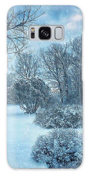 A Winters Tale Galaxy Case