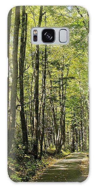 A Woodsy Trail Galaxy Case
