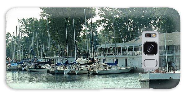 A Yacht Club Galaxy Case