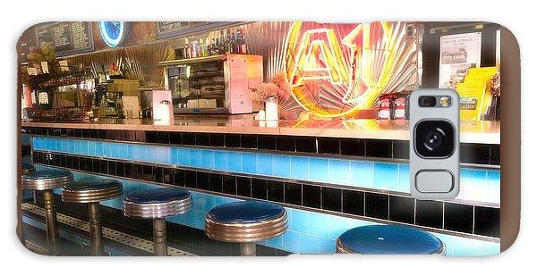 A1 Diner In Gardiner, Maine Galaxy Case