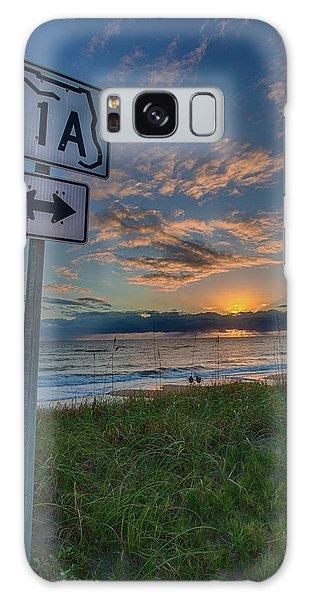 A1a Sunrise Galaxy Case