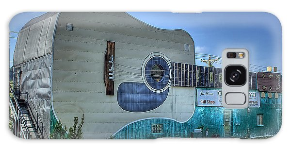Abandon Country Music Museum Galaxy Case