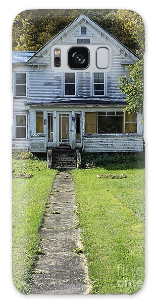 Abandoned Home, Lyndon, Vt. Galaxy Case